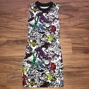 XS Marvel Superhero Dress